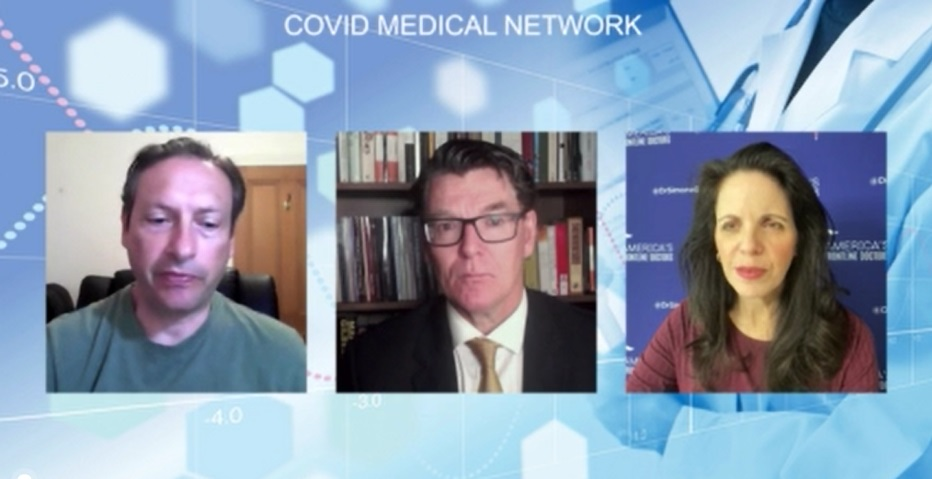 Covid Medical Network - Dr. Simone Gold - Early Covid Treatments Webinar - Overwhelming Evidence