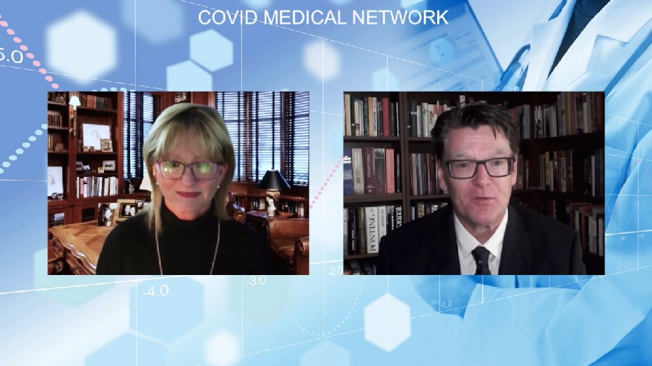 Covid Medical Network - Dr. Lee Merrit - Introduction